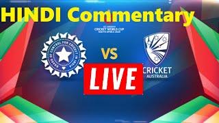 Live India U19 vs Australia U19, Super League Quarter-Final 1 - Live Cricket Score, Commentary