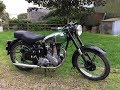 BSA B31 1950 350cc for Sale