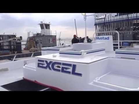 CLUB RAMIDOGG 10 DAYS FISHING TRIP ON THE EXCEL 10/23 TO 11/02/16