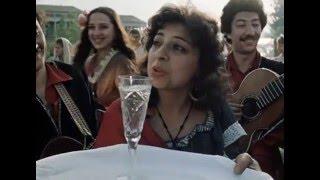 """Клип из к-ф """"Жестокий романс""""/1984/Цыганское приветствие"""