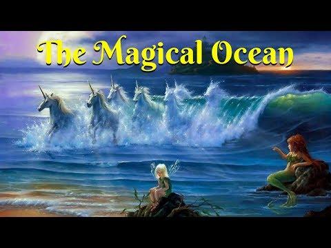 Bedtime Meditation Music for Kids | THE MAGICAL OCEAN | Sleep Music for Children | Kids Relaxation
