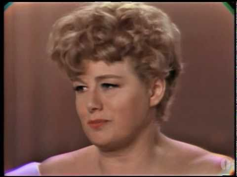 Shelley Winters Wins Supporting Actress: 1966 Oscars