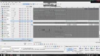 ACID PRO REMIX (94 BPM) Jamsha ft Don chezina - En 20 uñas (Intro Josue DjClayn FD)