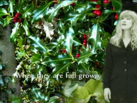 Loreena McKennitt- The Holly & The Ivy