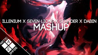 ILLENIUM X Seven Lions X SLANDER X Dabin - First Time X Take You Down (Heykeri Mashup) | Electronic