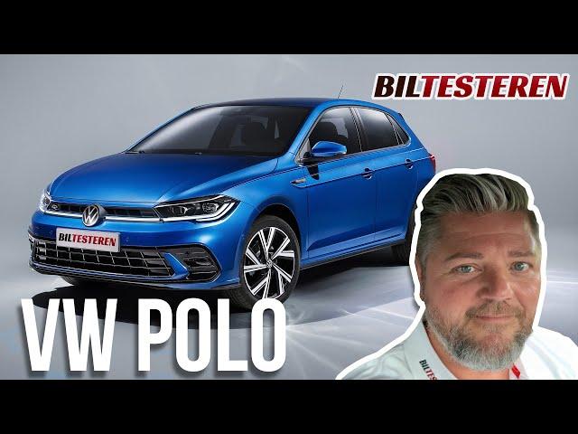 VW Polo er klar til en ny tørn! (præsentation)