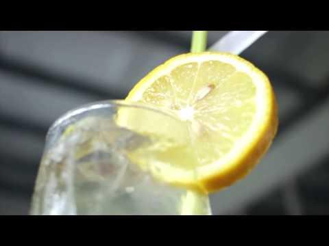 Lemongrass Mocktail