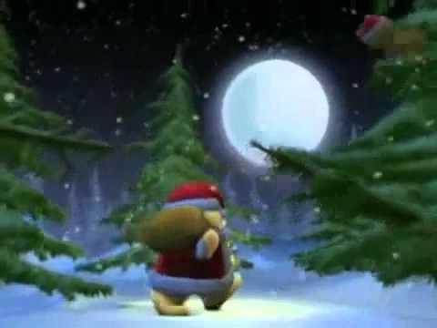 Sweet teddy bear Christmas video-Merry Xmas - YouTube