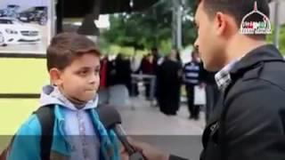 tanggapan anak palestina mendapat kan tiket bermain bola di israel