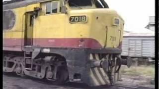 Ferrocarriles Argentinos 1989  - Olavarria