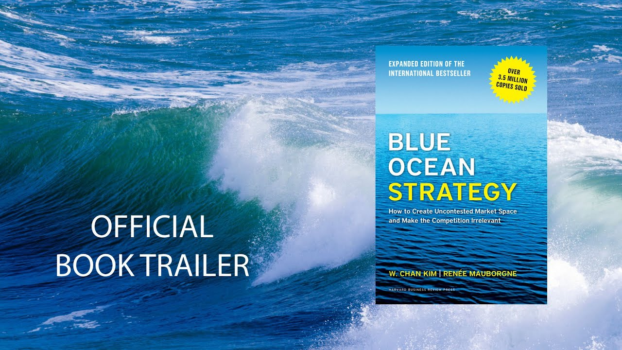 blue ocean strategy by chan kim and Blue ocean strategy is the work created by w chan kim, created in 1990, this paper proposes kim aside the competition among enterprises, expanding the market through innovation, application of new techniques, this translates as profits and higher incomes.
