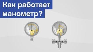 Как работает манометр? Сравнение трубки Бурдона с мембраной