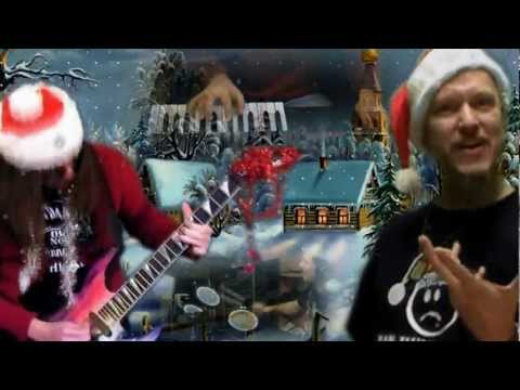 We Wish You A Metal Xmas And A Headbanging New Year ! full cover
