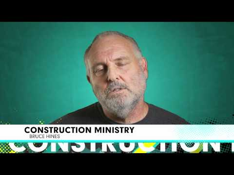 Construction Ministry Service Video