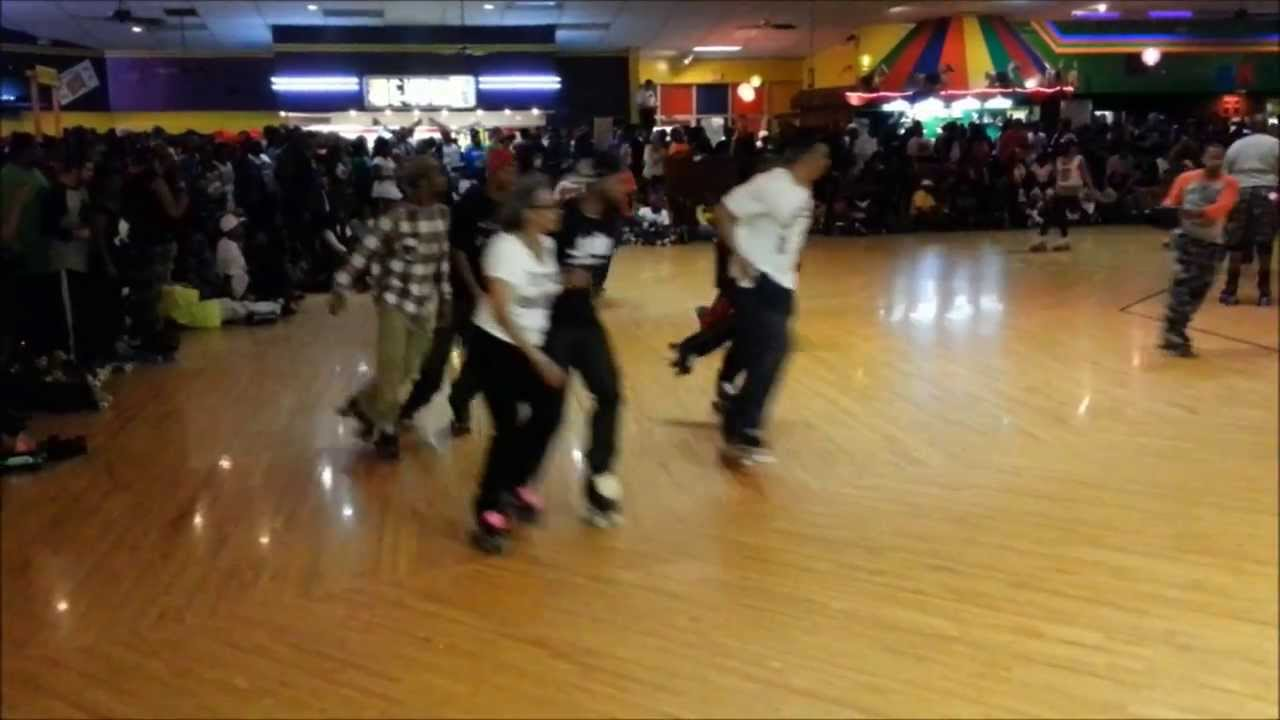 Fluid - Roller Skating - *Dogg Pound Skate Party* - Michigan Roll Call & OPEN HOUSE - YouTube
