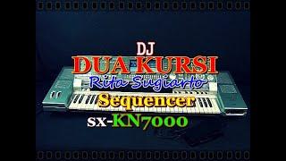 Download Dj Dua Kursi - Rita Sugiarto [karaoke] || sx-KN7000