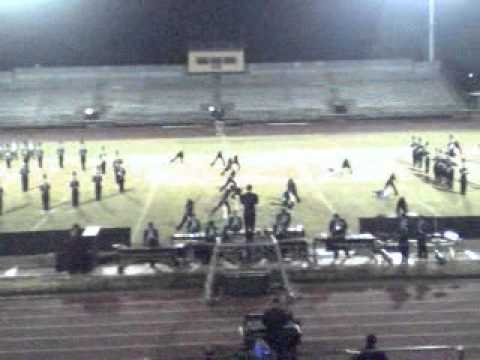 "Tulare Band Showcase October 10, 2011 TWHS Field Show ""Quarantine"""