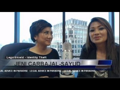 JENI CARBAJAL SAYUD Identity Theft Podcast Episode #34 Legal Advice in Paradise