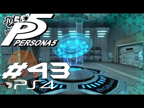Persona 5 Walkthrough, Gameplay Day by Day - Okumura's Palace Guide - Part 43