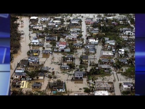 Devastation in Puerto Rico