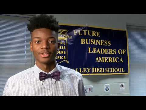Business Academy at Shades Valley High School