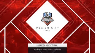 HaloWC 2018 Mexico City Finals – Day 1