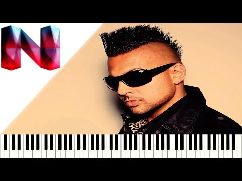 Sean Paul - Get Busy Piano/Violin Cover | Synthesia