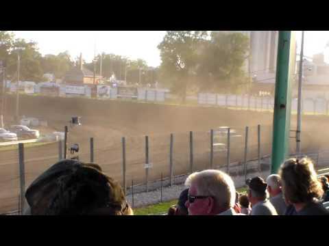Hobby Stock Heat 2 @ Buena Vista Raceway 08/17/16