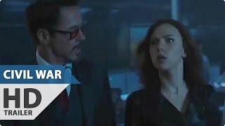 Captain America 3 Civil War NEW TV Spot - Heartbeat (2016) Marvel Superhero Movie HD