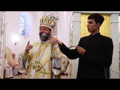 Проповідь Блаженнішого Святослава у Добромильському монастирі (19.08.2017)