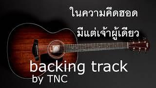 ในความคึดฮอดมีแต่เจ้าผู้เดียว - ไมค์ ภิรมย์พร backing track cover by TNC