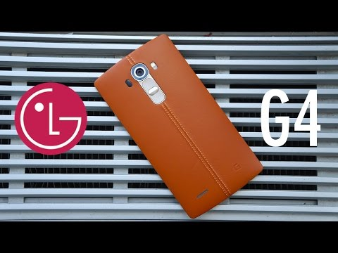 LG G4 Review: Sticking With What Works