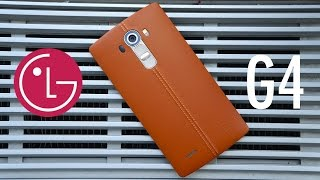 LG G4 Review: Sticking With What Works | Pocketnow