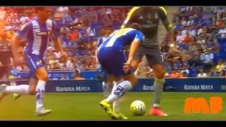 افضل مهارت,و اهداف ميسي VS كريستيانو رونالدو 2016-2017