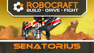 Robocraft #2 - Fly and GG