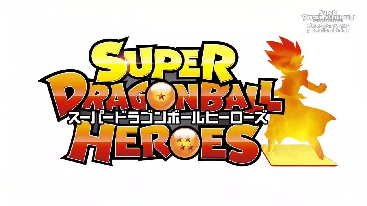 Dragon Ball héroes capítulo 8 sub español 720p