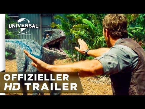 Jurassic World - Trailer #3 deutsch / german HD