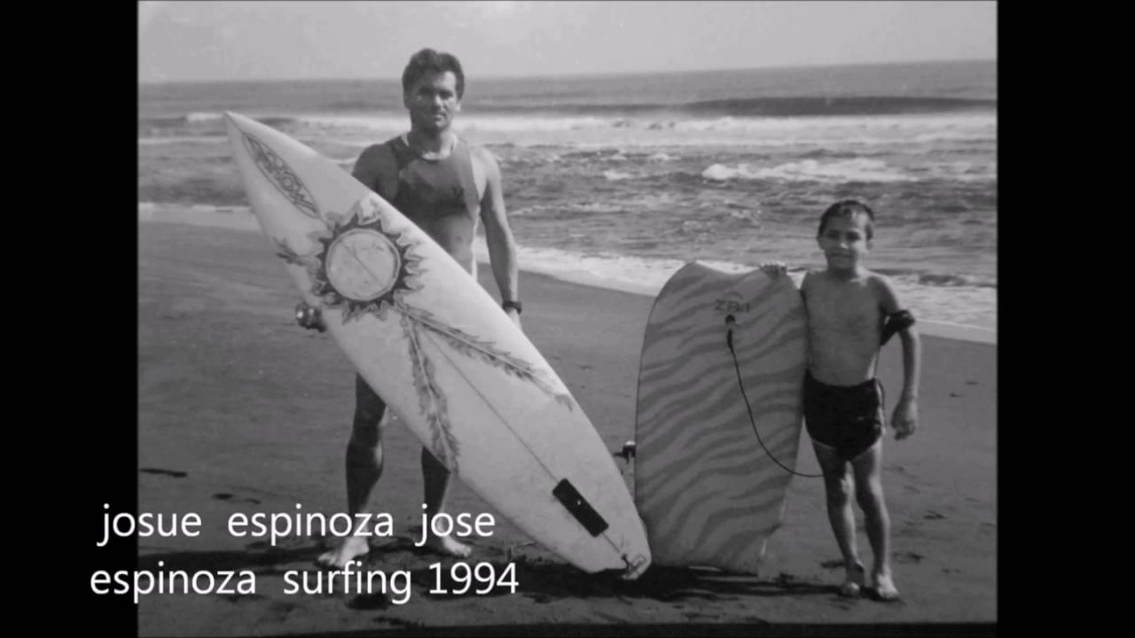Kelly Slater In Black And White 1990 Surf Movie