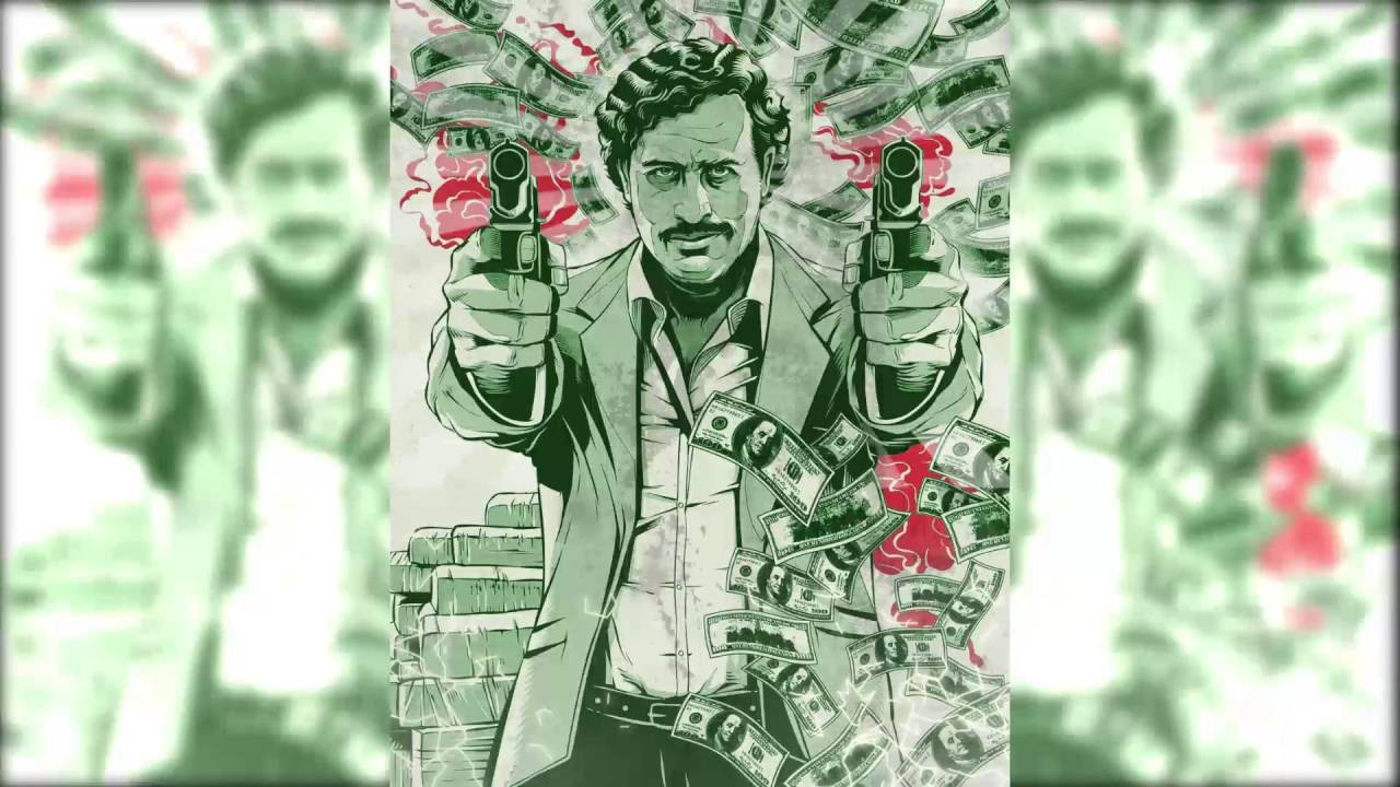 Pablo Escobar Phone Wallpaper Youtube