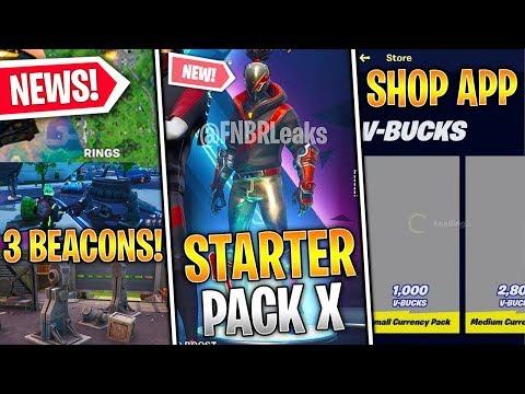 season-x-starter-pack,-item-shop-app-sued,-3-rift-zones,-salty-lake,-mechs!---fortnite-news
