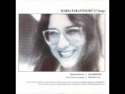 Odi a - Maria Farantouri