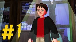 Dark Plays: Harry Potter and the Philosopher