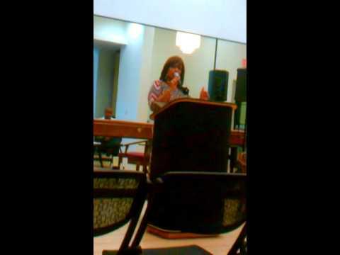 Pastor Carla Morris: Faith that Moves Mountains II