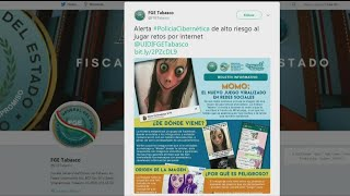 Mom warns other parents about dangerous online game