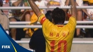 Hagi: 'Romania could have beaten anyone'