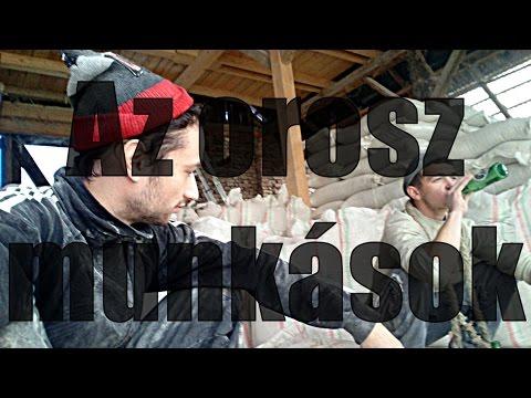 Heti Drimi #2 - Az orosz munkások !
