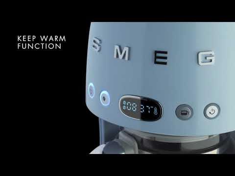 Smeg Drip Coffee Machine DCF02