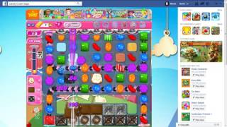 Candy Crush Level 1689 No Booster (3stars) Highest Score