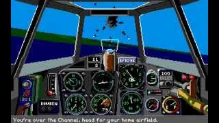Their Finest Hour: The Battle Of Britain (PC/DOS) 1989, Lucasfilm Games
