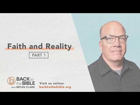 Ignite Your Faith: Genesis 12-25 - Faith and Reality pt. 1 - 21 of 25